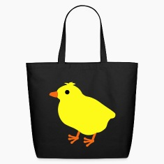 Easter Chick Bags