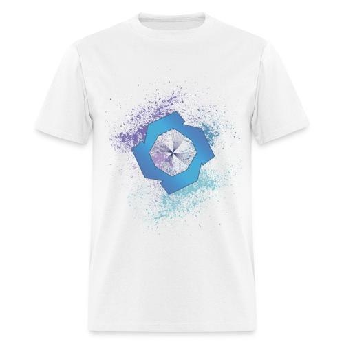 JR Splat Shirt (CMYK) - Men's T-Shirt