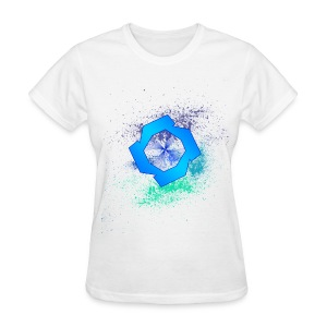 JR Splat Shirt (RGB) - Women's T-Shirt