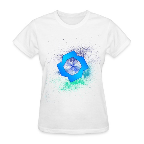 JR Splat Shirt (RGB) - Women's T-Shirt