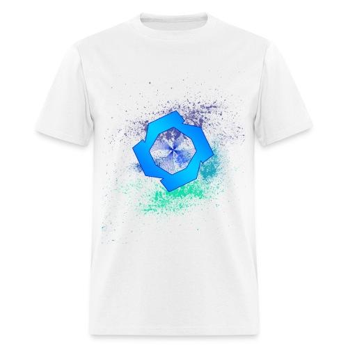 JR Splat Shirt (RGB) - Men's T-Shirt