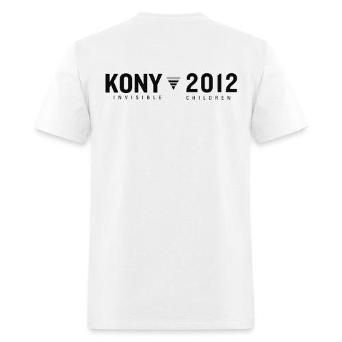 kony 2012 - Men's T-Shirt