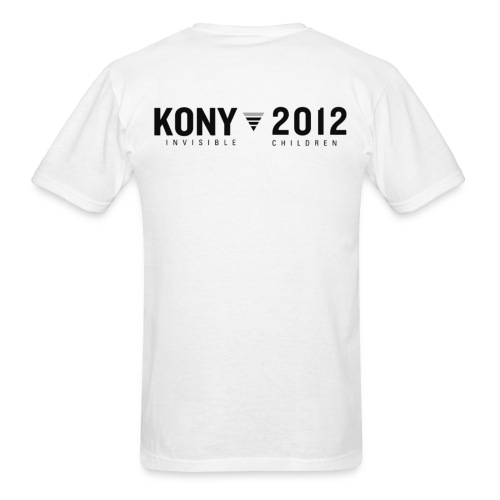 kony 2012 - Men's T-Shirt