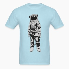 Astronaut HD Design T-Shirts