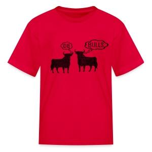 Da Bulls Talk - Kids' T-Shirt