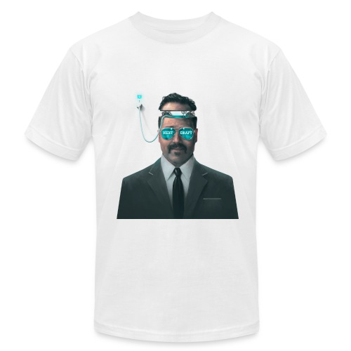 NextDraft American Apparel - Men's Fine Jersey T-Shirt