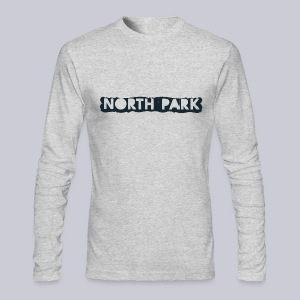North Park - Men's Long Sleeve T-Shirt by Next Level