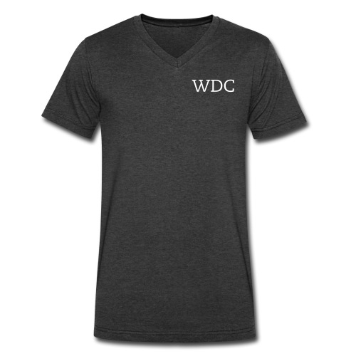 WDC Class Act - Men's V-Neck T-Shirt by Canvas