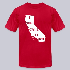 I Still Call It Home - Men's T-Shirt by American Apparel