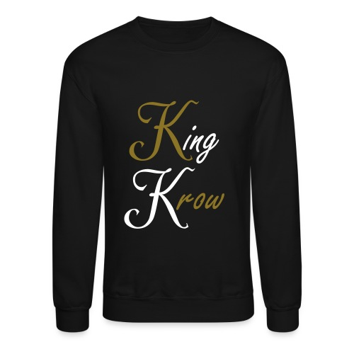 King Krow :  Double K - Crewneck Sweatshirt