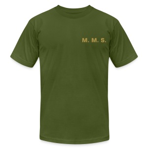 Boot Camp Jersey - Men's T-Shirt by American Apparel