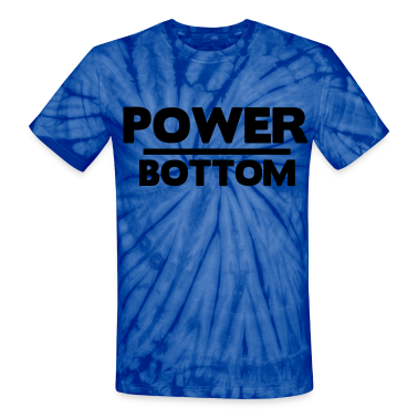 POWER BOTTOM T-Shirts