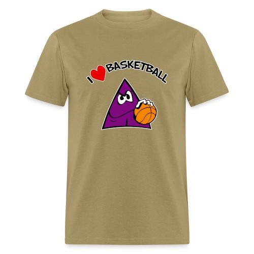 I Love Basketball - Men's T-Shirt