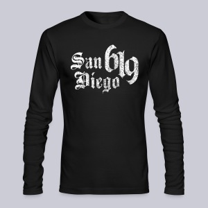 San Diego BIG - Men's Long Sleeve T-Shirt by Next Level