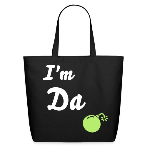 I'm Da Bomb - Eco-Friendly Cotton Tote