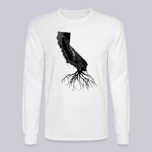 California Roots - Men's Long Sleeve T-Shirt