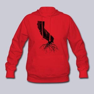 California Roots - Women's Hoodie