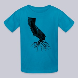California Roots - Kids' T-Shirt
