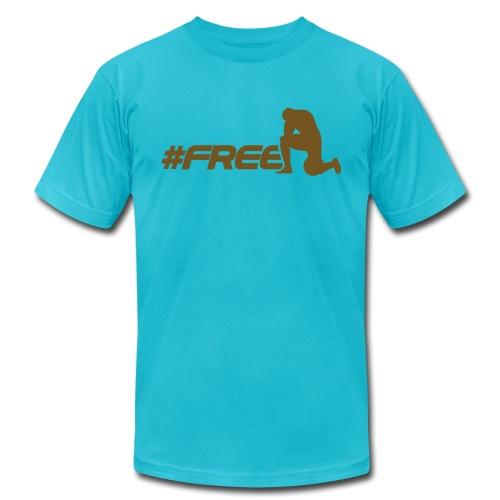 #Free15 Jacksonviller - Men's Fine Jersey T-Shirt