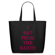 Bags & backpacks ~ Eco-Friendly Cotton Tote ~ GROCERY TOTE