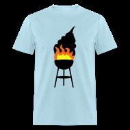 T-Shirts ~ Men's T-Shirt ~ BBQ