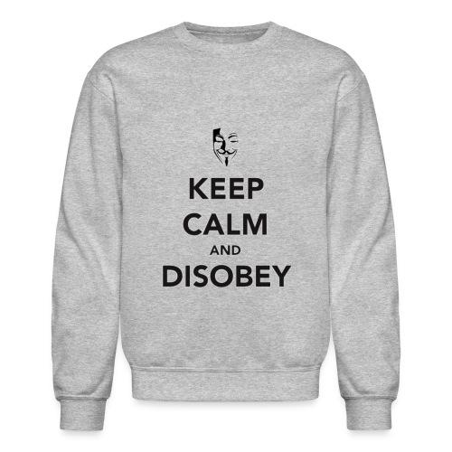 DISOBEY - Crewneck Sweatshirt