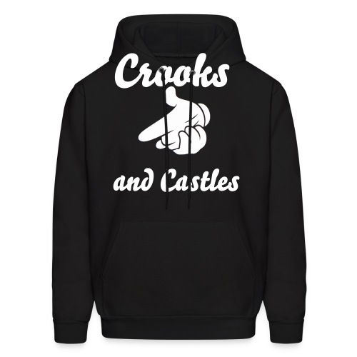 Crooks and Castles Sweater - Men's Hoodie