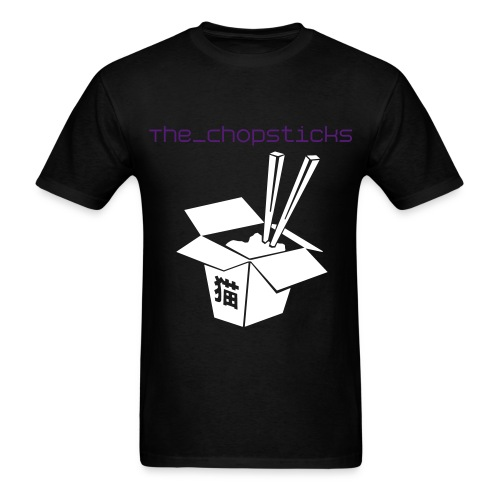 The_Chopsticks - Men's T-Shirt