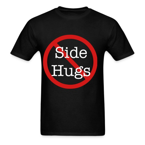 No symbol Side Hugs - Men's T-Shirt