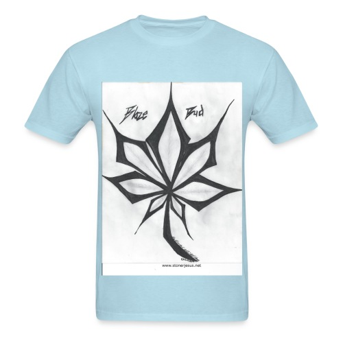 Blaze Bud t-shirt by @StonerSkitzo - Men's T-Shirt