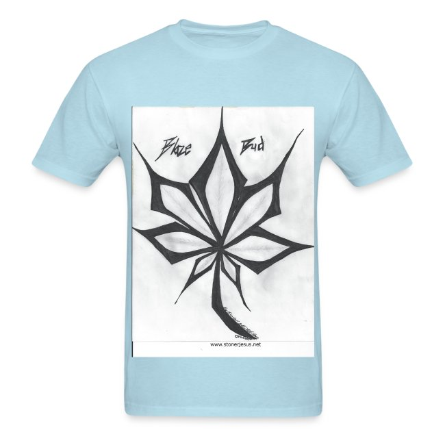 Blaze Bud t-shirt by @StonerSkitzo
