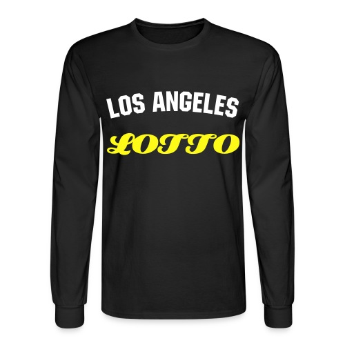 Los Angeles Lotto  - Men's Long Sleeve T-Shirt