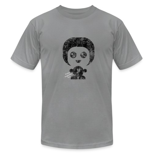 I rock the fro! - Men's Fine Jersey T-Shirt