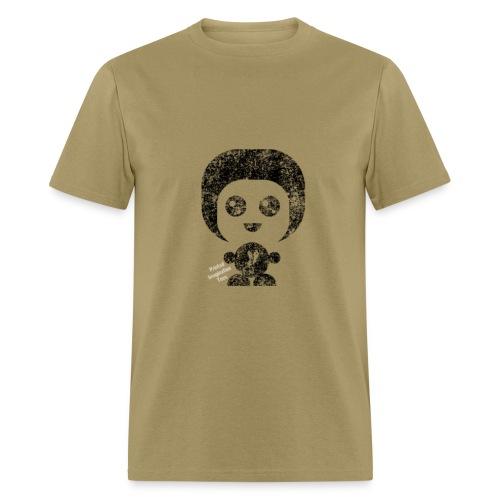 I rock the fro! - Men's T-Shirt