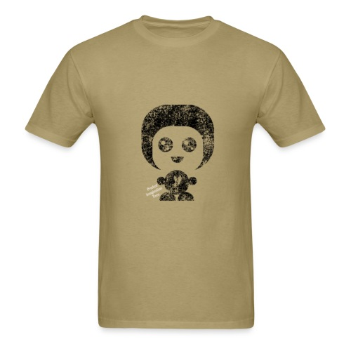 I rock the fro! - Men's T-Shirt