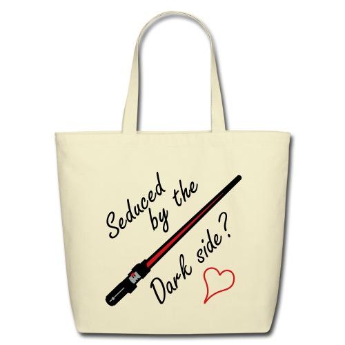 Dark side bag - Eco-Friendly Cotton Tote