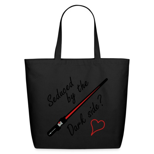 Dark side bag - Eco-Friendly Cotton Tote