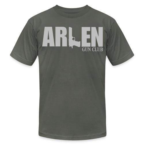 Arlen Gun Club - Men's Fine Jersey T-Shirt