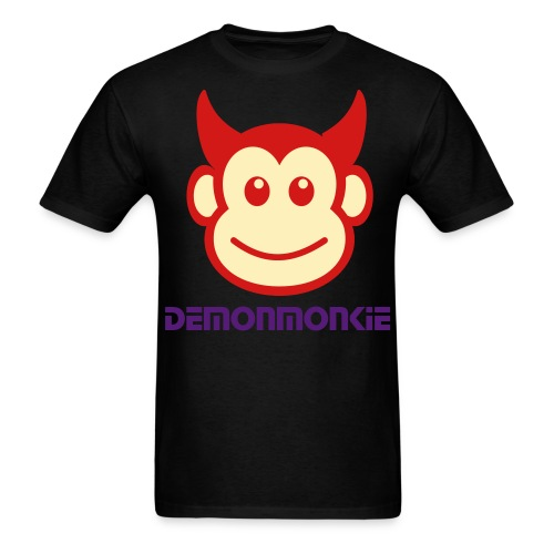 DemonMonkie Shirt - Men's T-Shirt
