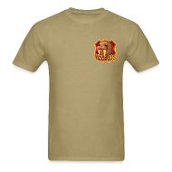T-Shirts ~ Men's T-Shirt ~ Walrus Shield
