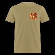 T-Shirts ~ Men's T-Shirt ~ Walrus Shield