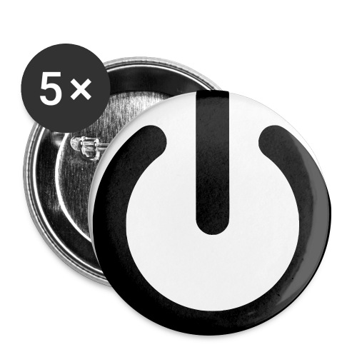The 'On' Button - Large Buttons