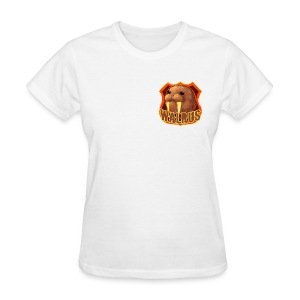 Walrus Shield (Womens) - Women's T-Shirt
