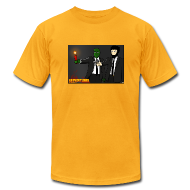 T-Shirts ~ Men's T-Shirt by American Apparel ~ Pulpventures