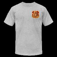 T-Shirts ~ Men's T-Shirt by American Apparel ~ Walrus Shield