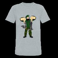 T-Shirts ~ Unisex Tri-Blend T-Shirt ~ Game of Chess?
