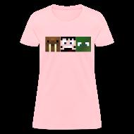 T-Shirts ~ Women's T-Shirt ~ Hatventures Trio (Womens)