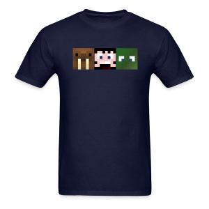 Hatventures Trio - Men's T-Shirt