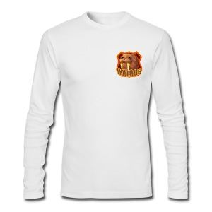 Walrus Shield - Men's Long Sleeve T-Shirt by Next Level