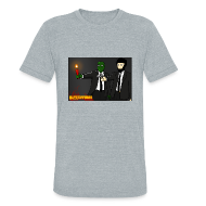T-Shirts ~ Unisex Tri-Blend T-Shirt by American Apparel ~ Pulpventures